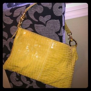 💛Andre Oliver Shoulder Bag